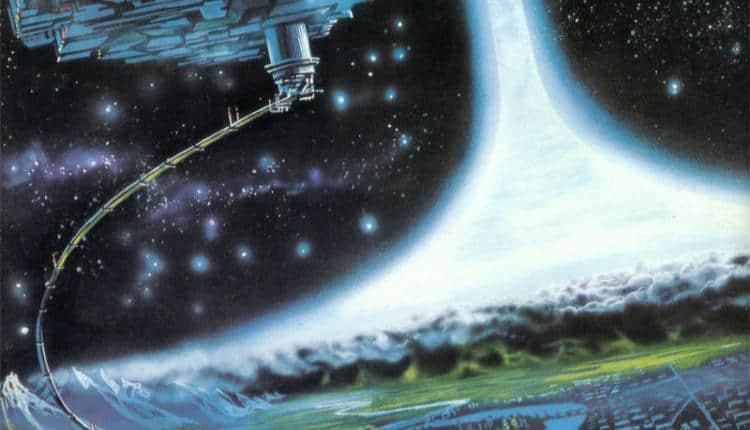 Cover illustration of Iain M Banks' Consider Phlebas