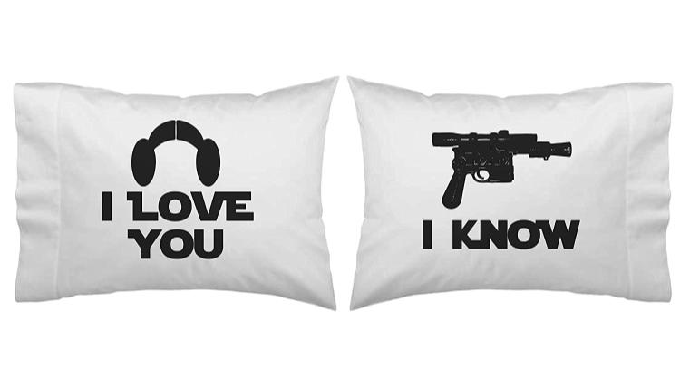 I Love You - I Know Pillowcases