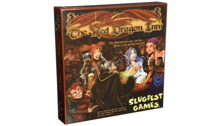 Red Dragon Inn Tabletop Game