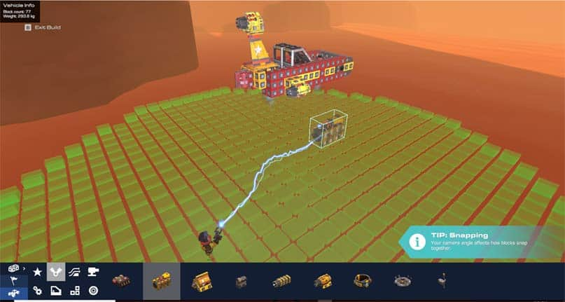 trailmakers interface