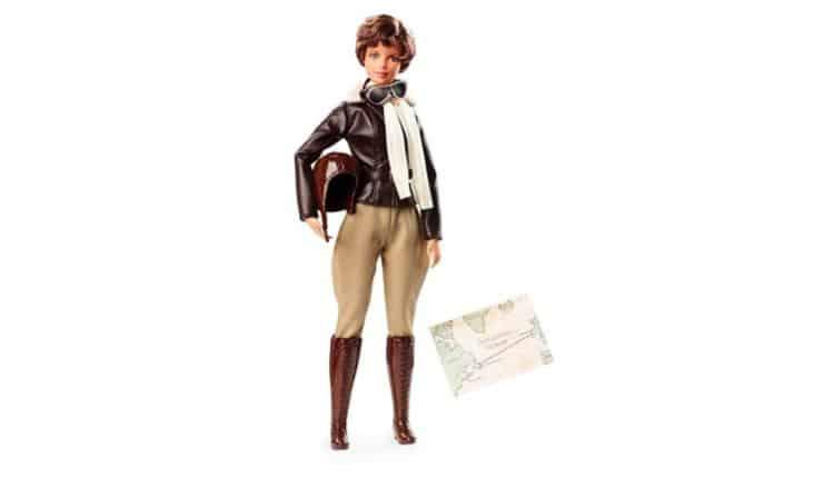 Barbie Inspiring Women - Amelia Earhart