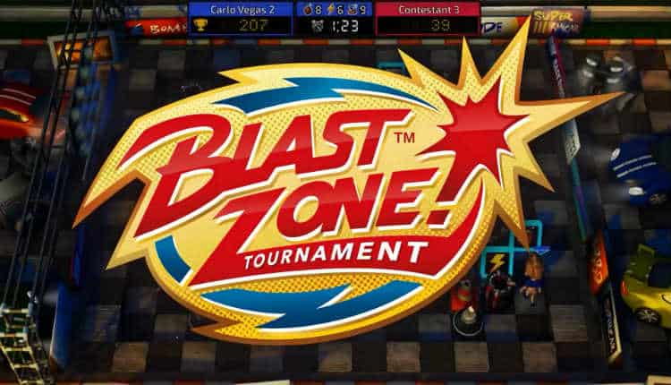 Inspired by classic Bomberman multiplayer, Victory Lap Games is bringing Blast Zone Tournament to PC, PlayStation 4 and Xbox One.