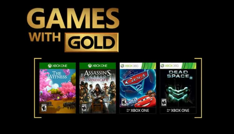 Microsoft has announced a stellar lineup headed our way in April courtesy of Xbox Games with Gold.