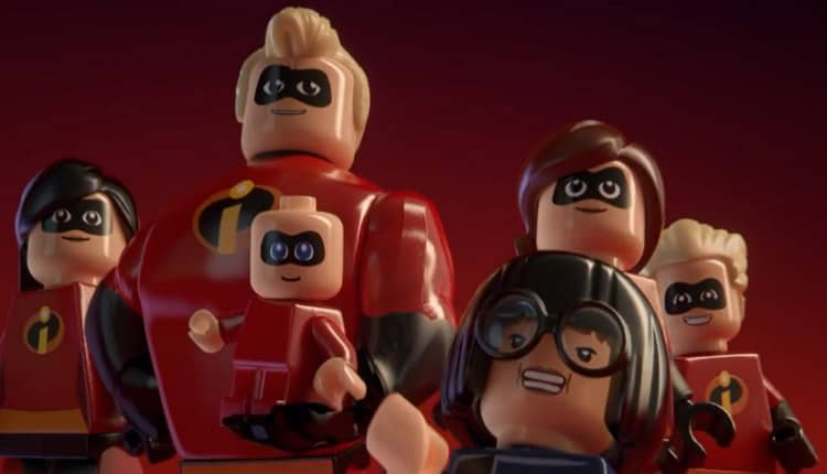 We've known for some time now that Lego The Incredibles was headed our way. It hasn't been a very well guarded secret. But the time has come for the title to throw away its secret identity, as WB Games has announced its officially headed our way in June.
