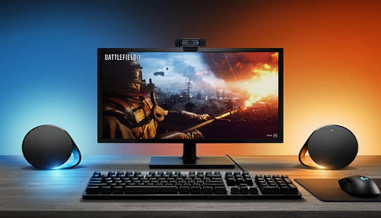 Logitech will launch their G560 PC Gaming Speaker and their G513 Mechanical Keyboard, both utilizing Lightsync technology, globally next month.