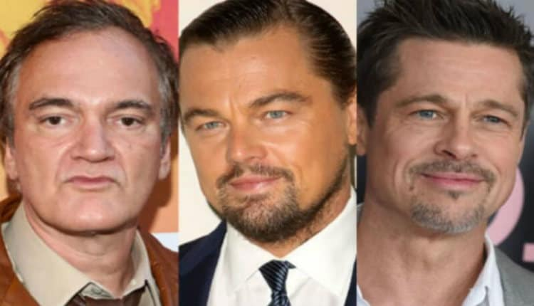 Once Upon a Time in Hollywood is now the official name of Quentin Tarantino's story based around the Manson family murders of Sharon Tate and her friends in 1969. Leonardo DiCaprio and Brad Pitt have officially signed on to star.