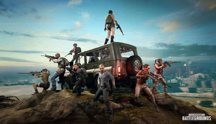 PUBG is following in Fortnite Battle Royale's footsteps and bringing a gimmick based Event Mode into the game.