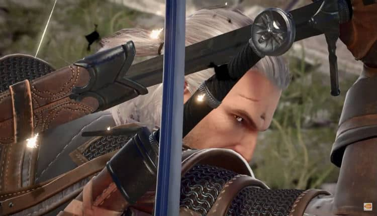 Bandai Namco and CD Projekt Red have confirmed that Geralt of Rivia will be a guest character for the Soulcalibur 6 roster.