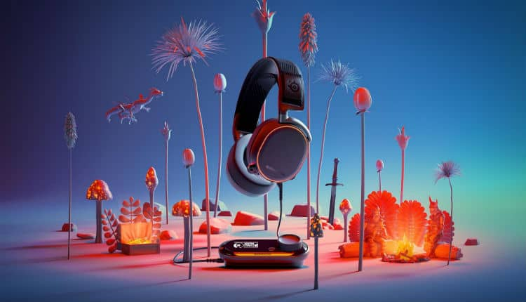 The SteelSeries Arctis Pro line of headsets is bringing true high fidelity audio to gaming.