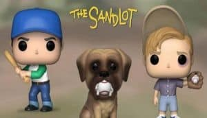 To commemorate the start of baseball season and the 25th anniversary of the film, The Sandlot Funkos will release in June to celebrate the iconic movie.