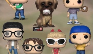 The Sandlot Funko Pops