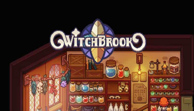 Chucklefish's CEO announced via Twitter that the working title of Spellbound is no more. Their upcoming game is now officially named Witchbrook.