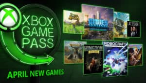 Microsoft has announced the eight new titles headed to the Xbox Game Pass program in April.