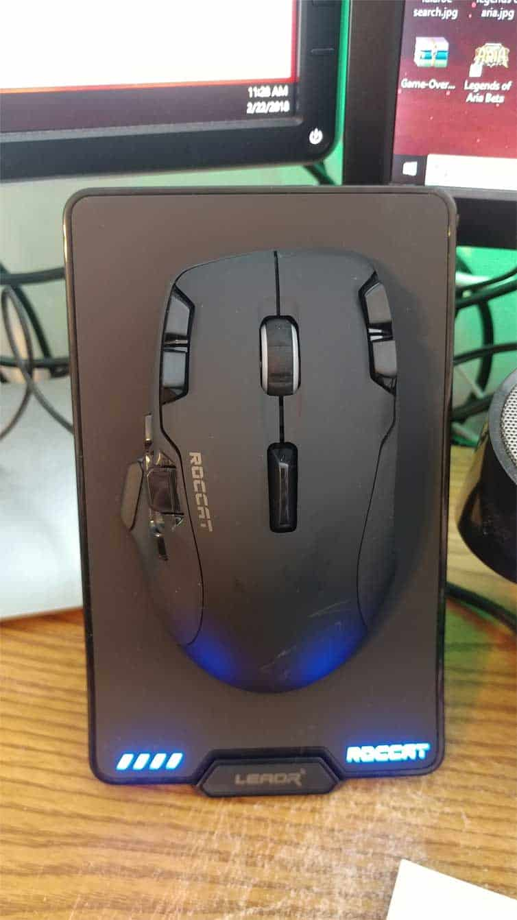 Roccat Leadr Review: Another Great Wireless Gaming Mouse