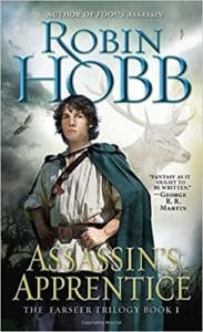 The Realm of the Elderlings by Robin Hobb