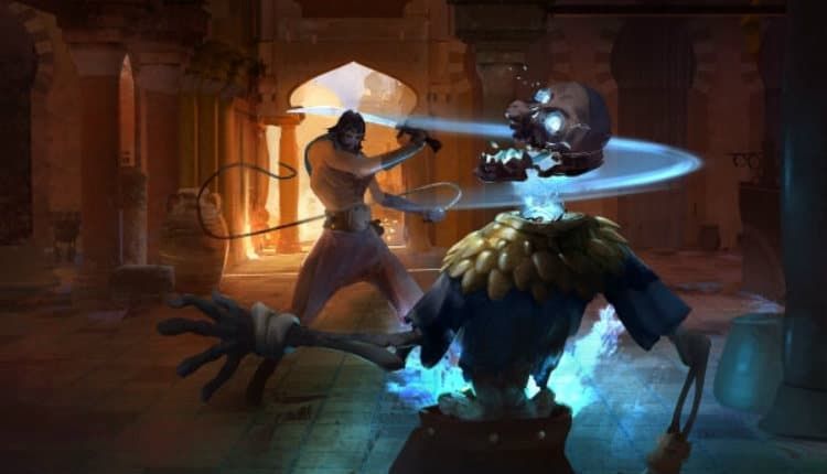 Uppercut Games has announced that City of Brass will be hitting consoles and PC in May.
