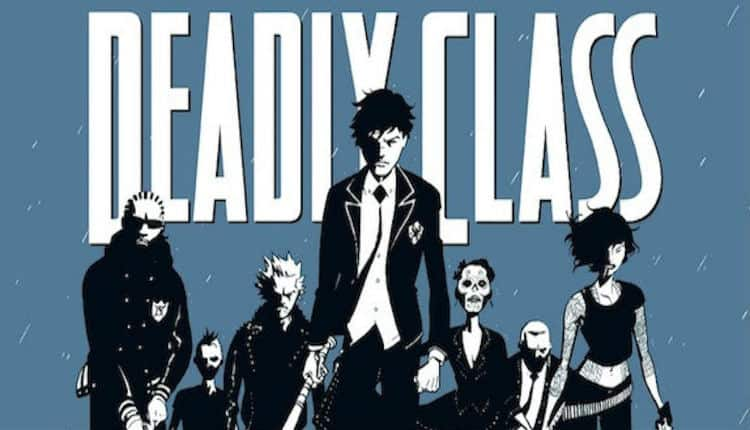Joe and Anthony Russo are attached as executive producers on the Deadly Class series that has just been picked up by Syfy.