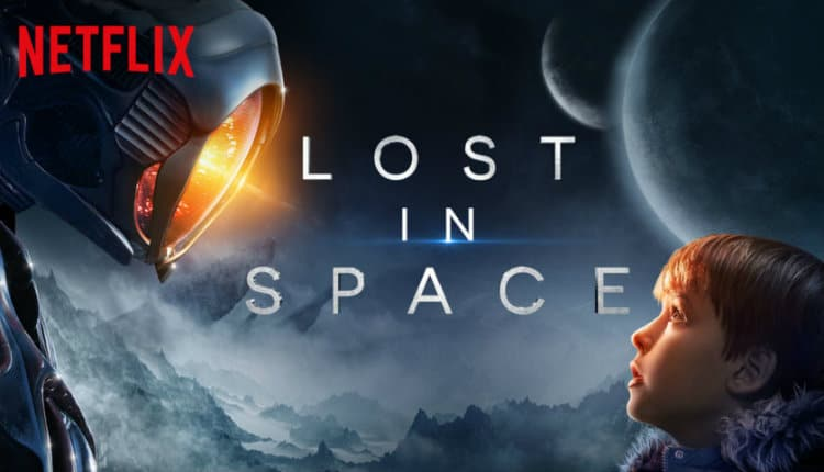 """Showrunners have some """"crazy stuff planned"""" should we get a second season of Netflix's Lost in Space."""