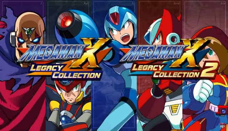 Capcom is celebrating Rock's 30th in style. The company is releasing Mega Man X Legacy Collection and Mega Man X Legacy Collection 2, comprising all of the Mega Man X games into two beautiful packages.