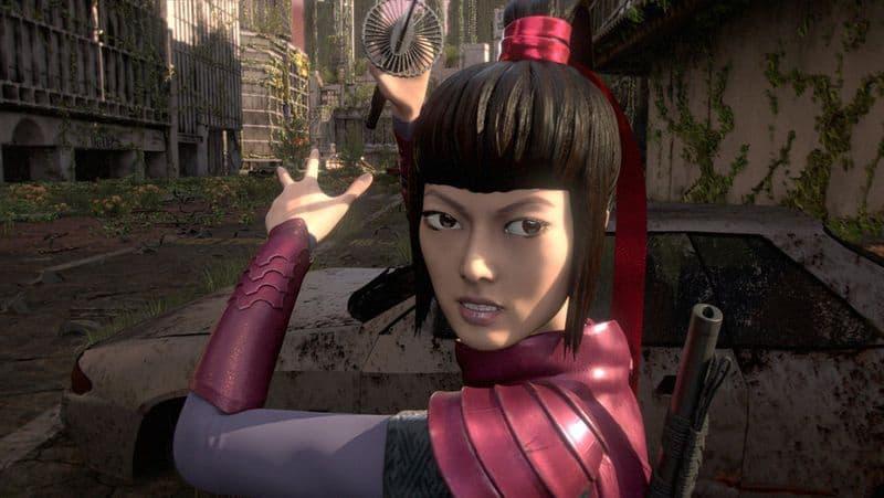 katana girl heroes