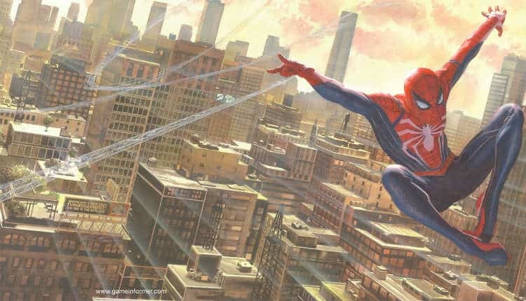 Game Informer is preparing to blow the doors off of Insomniac's upcoming Spider-Man game. The magazine and online site is touting a full month of exclusive features based upon the title. With the announcement of the game's release date kicking off the festivities tomorrow.