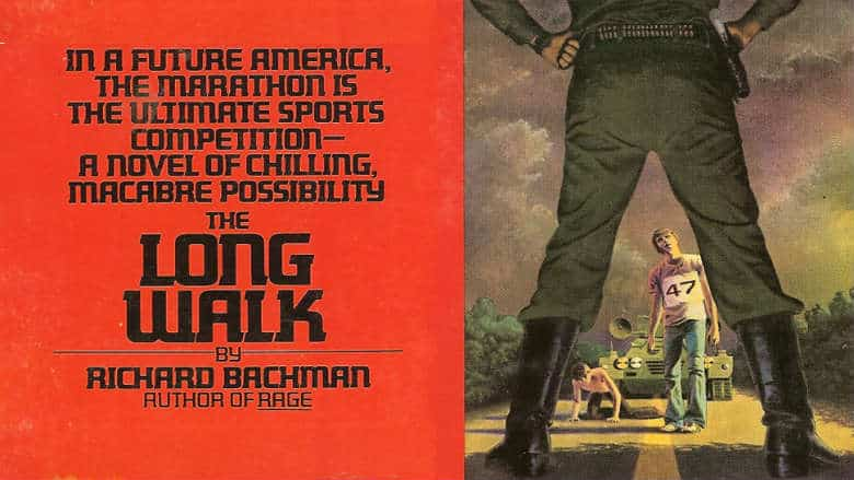 Yet another film version of one of Stephen King's novels is on the way. New Line Cinema is creating The Long Walk for the big screen.