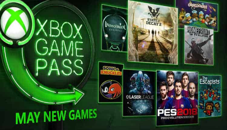 Microsoft has announced which games will be coming to the Xbox Game Pass program next month.