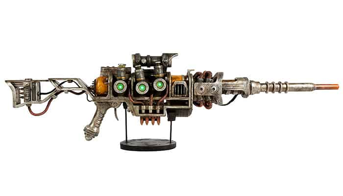 Fallout 1:1 Plasma Rifle Replica – $119