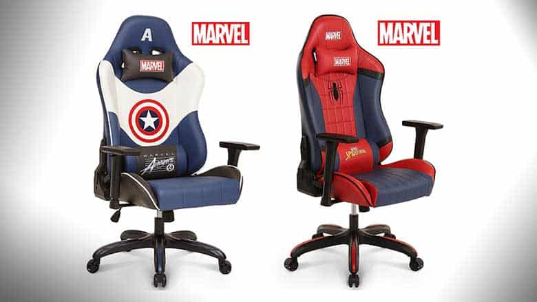 marvel gaming chair