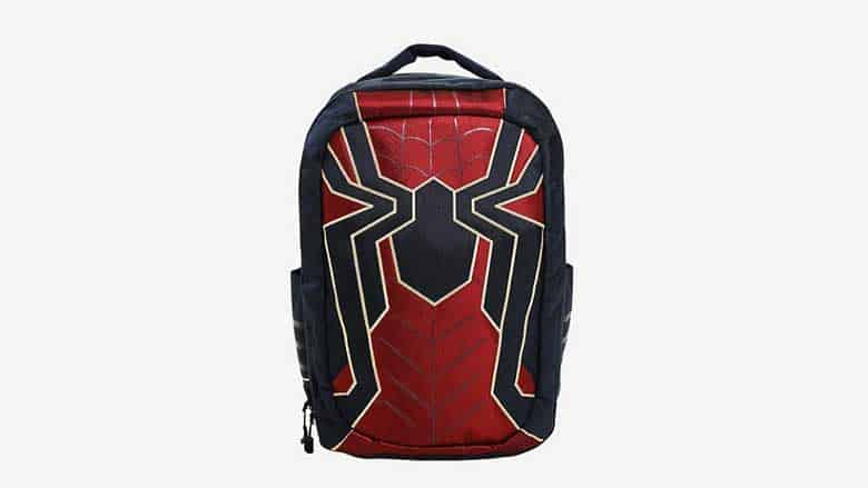 62e61e60c241 Marvel s Spider-Man Suit Built Up Backpack