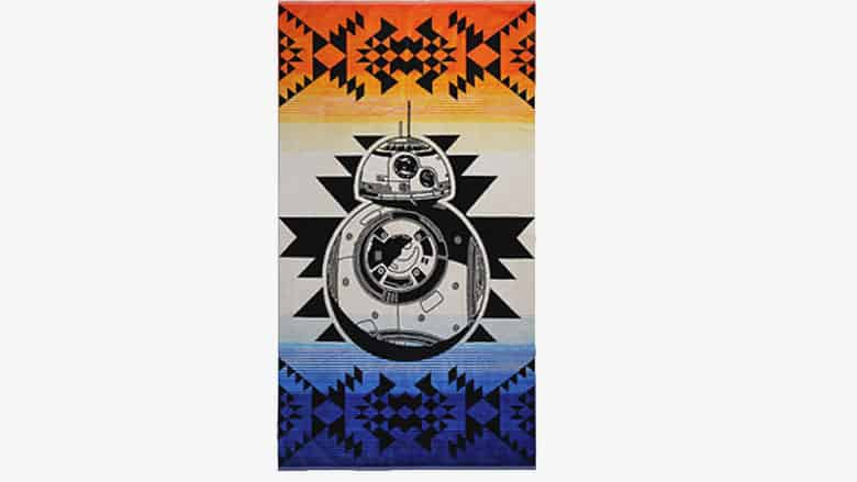 6. Pendleton Star Wars BB-8 Towel