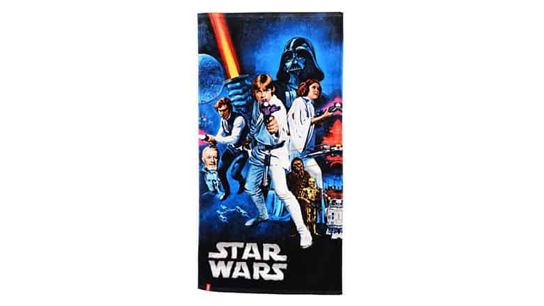 1. A New Hope Beach Towel