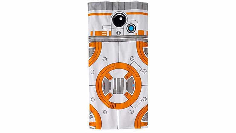 14. BB-8 Star Wars Beach Towel