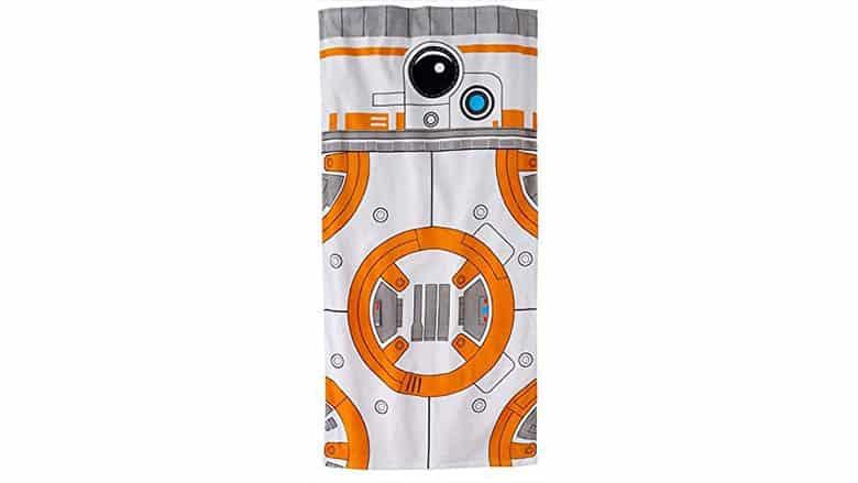 14. BB-8 Star Wars Beach Towel
