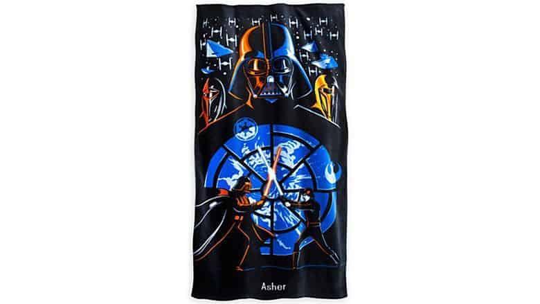 8. Darth Vader Beach Towel