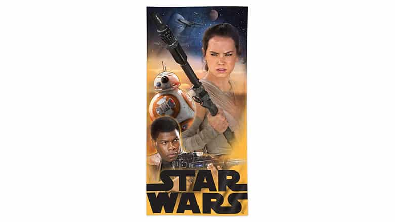 16. Friends of the Force Towel