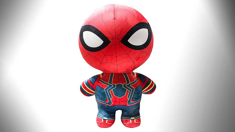 spider-man inflate-a-hero