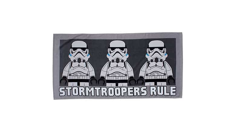 15. LEGO Star Wars Beach Towel