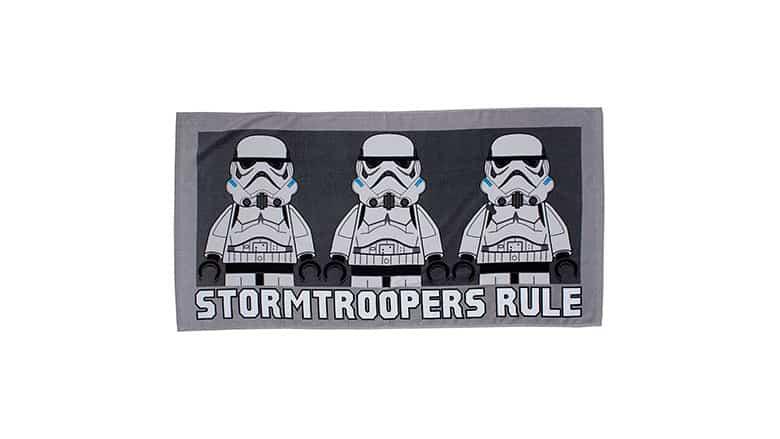 15. LEGO Star Wars Beach Towel