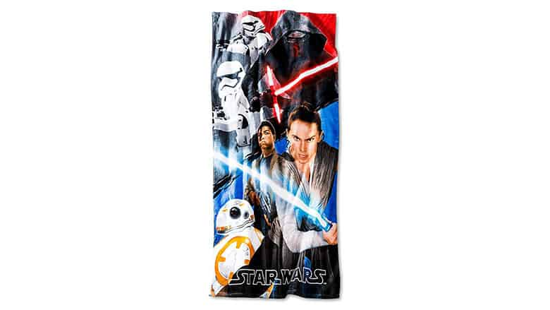 10. The Force Awakens Poster Towel