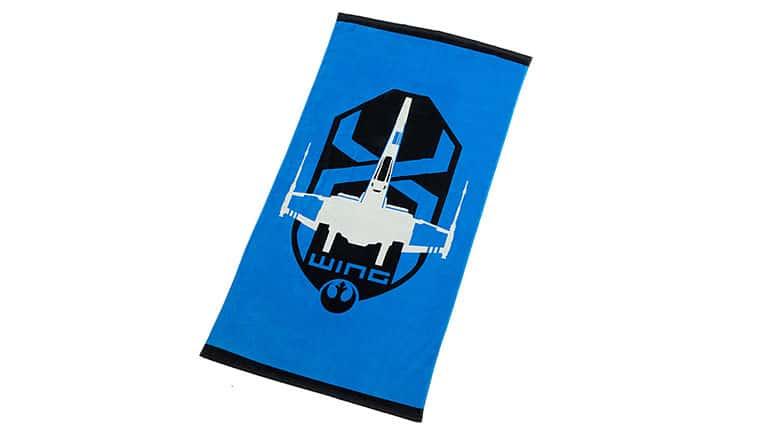 2. X-Wing Beach Towel