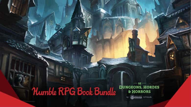 Humble RPG Book Bundle