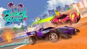 Rocket League Beach Blast