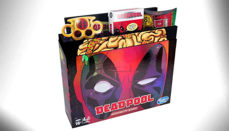 Deadpool Monopoly Collector's Edition – $29.99