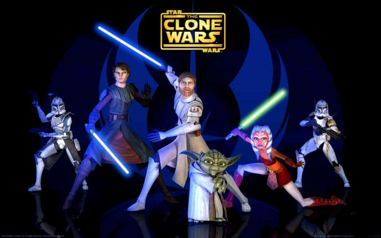 Star Wars The Clone Wars returning