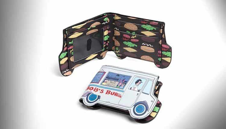 Food Truck Wallet