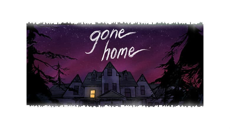 Gone Home Switch version