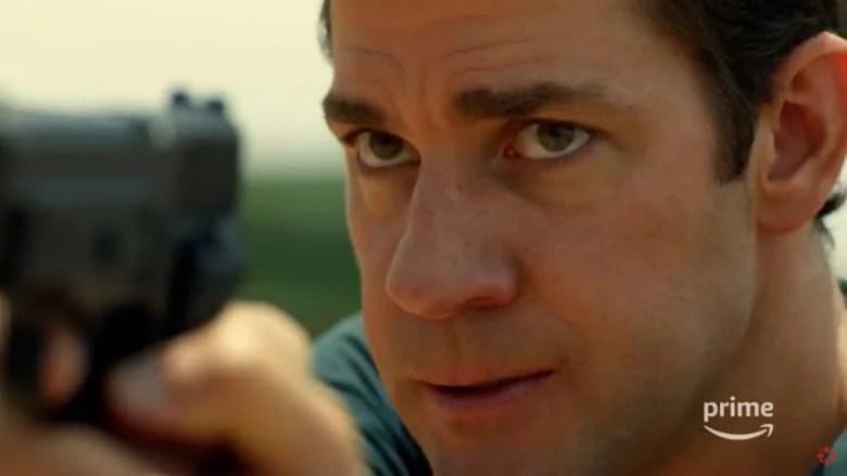 Jack Ryan Season 1 trailer