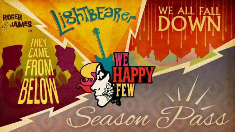We Happy Few DLC