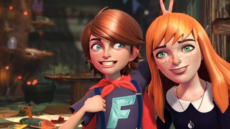video game siblings